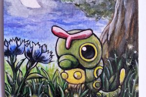 Pokégifts: 7 Cool Caterpie Gifts